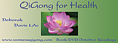 QiGong for Health Banner